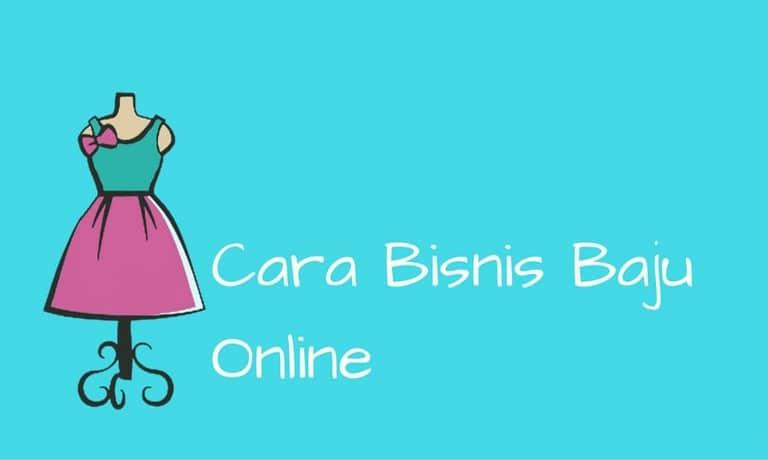 Cara Memulai Bisnis Online Shop Baju Argia Academy