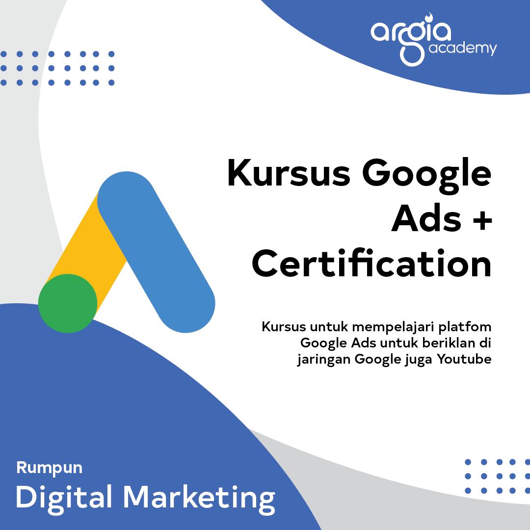 AADC - Kursus Google Ads + Certification