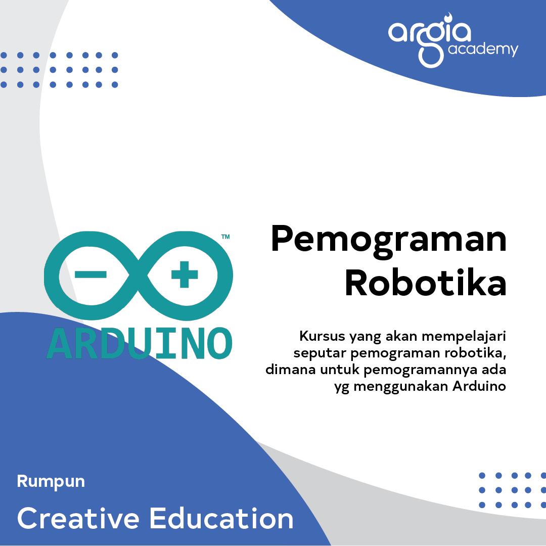 AADC - Pemograman Robotika