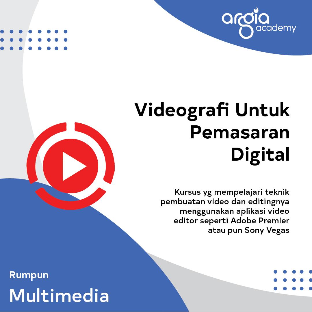AADC - Videografi Untuk Pemasaran Digital