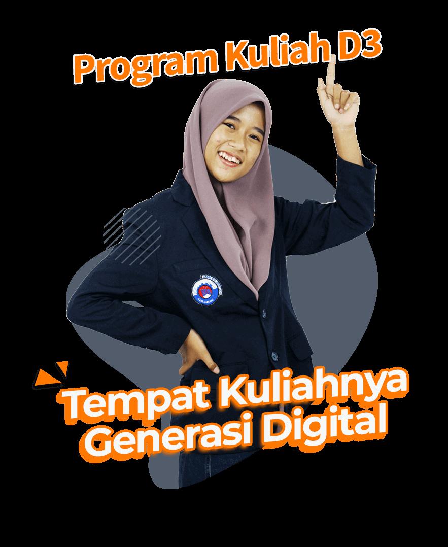 D3 Kuliah Digital Marketing